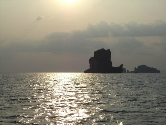 Krabi Sunset Cruises: A great day
