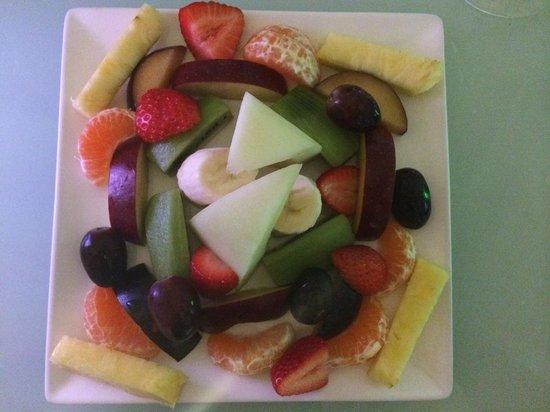 Hi-Res Restaurant: Tagliata di frutta