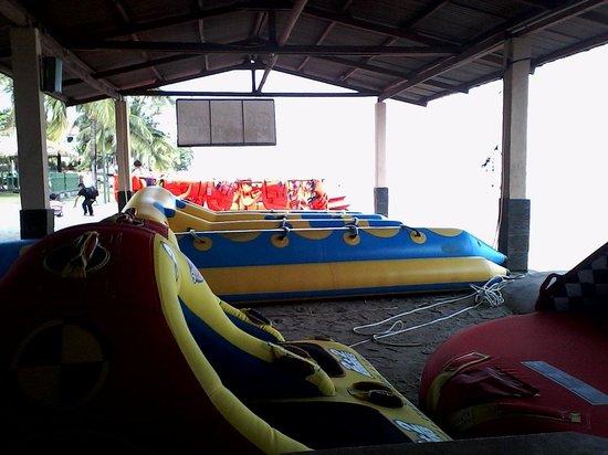 Bintan Agro Beach Resort: Boleh lah