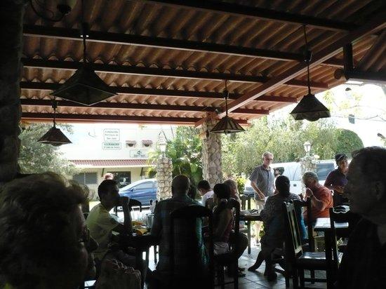 Bruschetta Restaurant: Restaurant