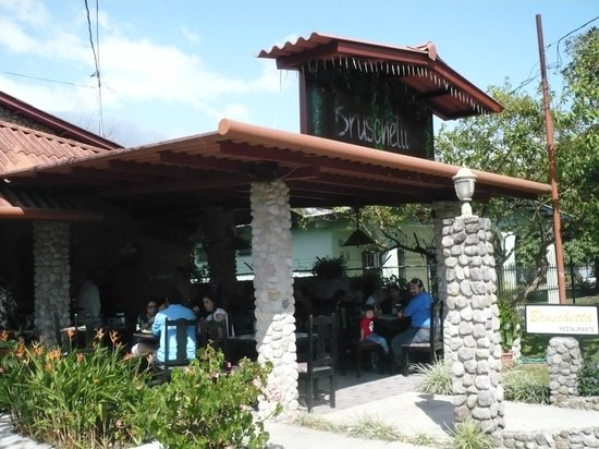 Bruschetta Restaurant: Bruschetta