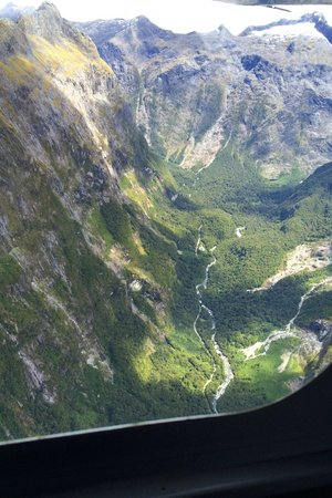 Glenorchy Air : On the way back