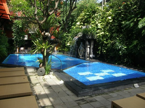 Green Garden Hotel : Pool