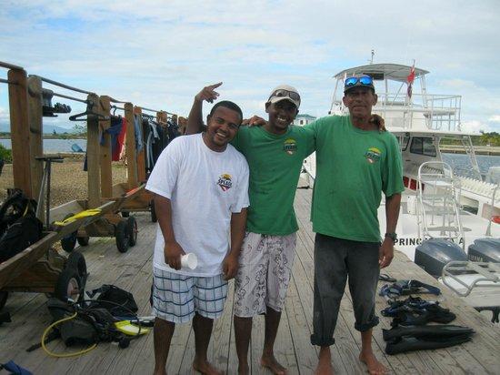 Splash Dive Shop: The boys