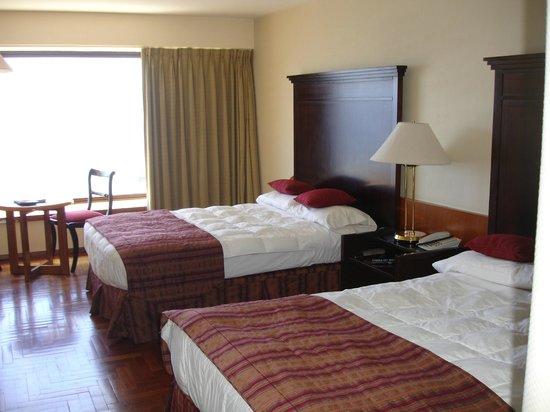 Panamericano Bariloche: nuestra habitación