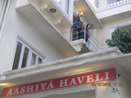 Hotel Aashiya Haveli: happy stay!