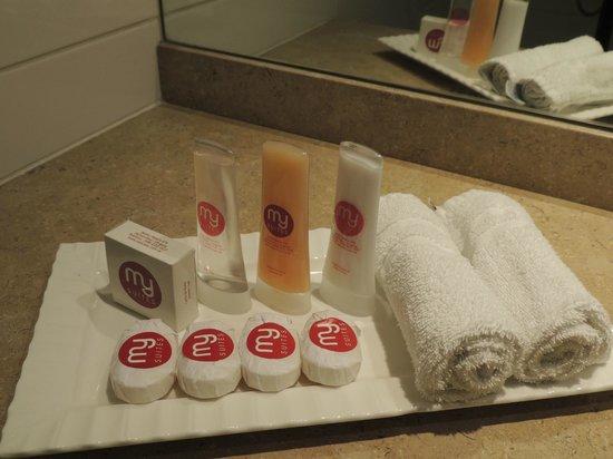 My Suites: Aconchegante e higiênico.