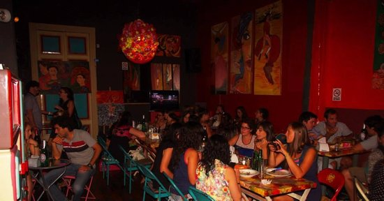 Kika Arte en bar
