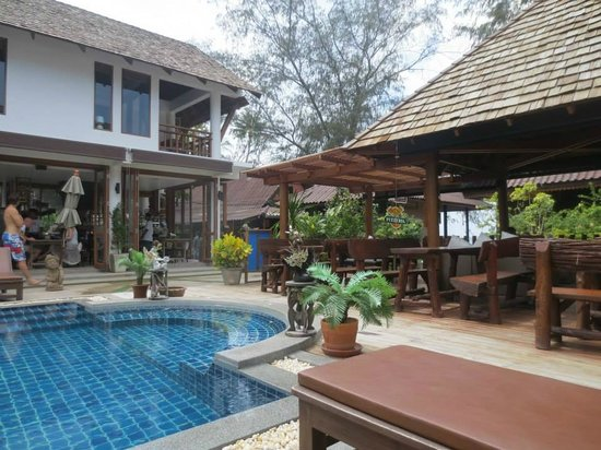 Sairee Cottage Resort: Pool