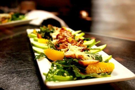 Villaggio Grille : Scallop and Arugula Saladf