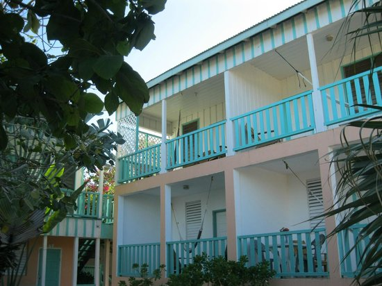 Seaspray Hotel: Rooms 20 (left) and 21 (right)
