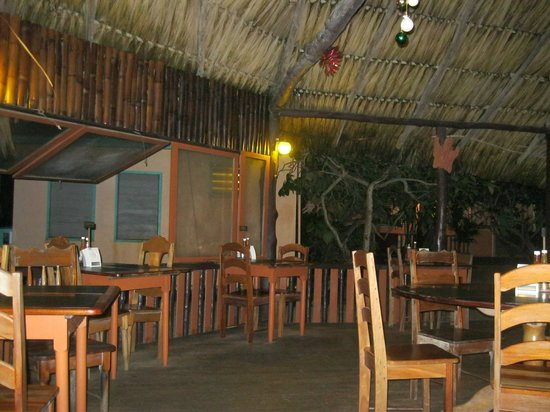 Seaspray Hotel: Inside De Tatch