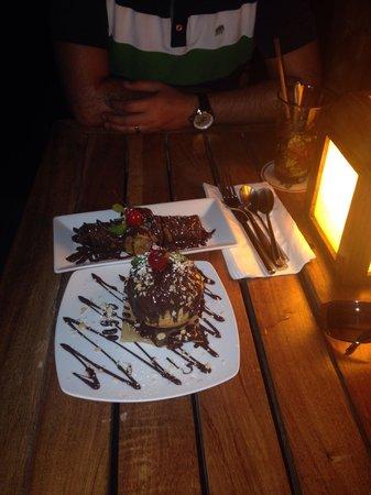 Thai Lounge : Deliciosos postres