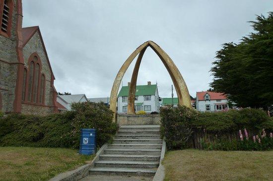 Whalebone Arch: Das Wahrzeichen der Stadt