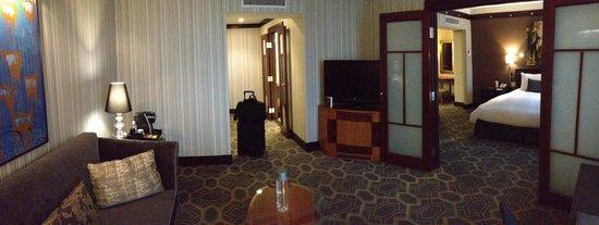 Sofitel Philadelphia Hotel: Sofitel Jr. Suite
