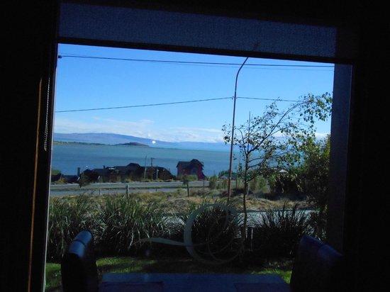Imago Hotel & Spa: Vista desde el comedor