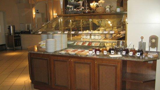 Estrel Berlin: Das magere Frühstücksbüfett