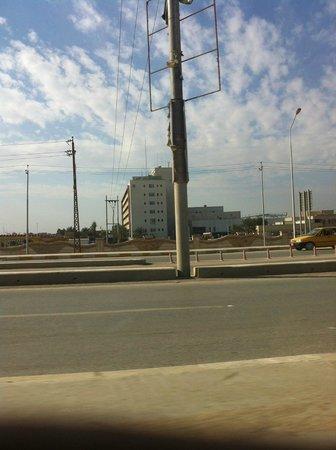 ذي قار, العراق: Main hospital in Nasiriyah