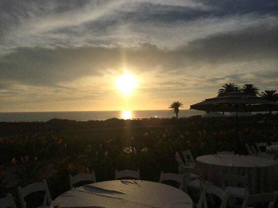 Terranea Resort: sunset