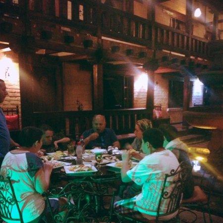Samari Spa Resort : Un ambiente acogedor