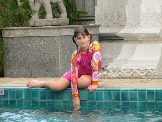 Indra Regent Hotel : Pool