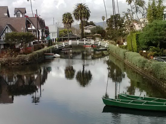 venice canal photo de vintage venice reel to real tours los angeles tripadvisor. Black Bedroom Furniture Sets. Home Design Ideas