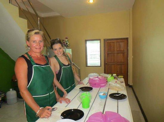 Pai cookery class