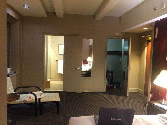Grand Hyatt New York: ROOM