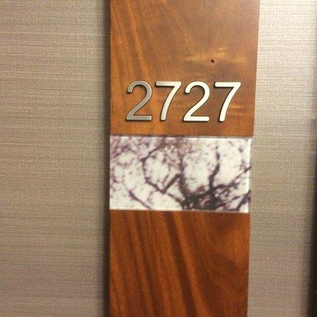 Grand Hyatt New York: MY ROOM