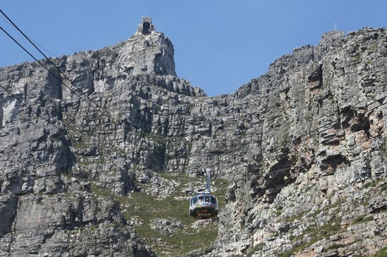 Berg en Zee Guest House : Table Mountain