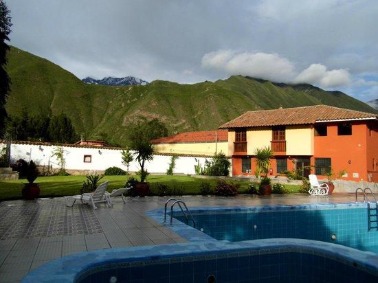 Hotel Mabey Urubamba: Parte del paisaje...