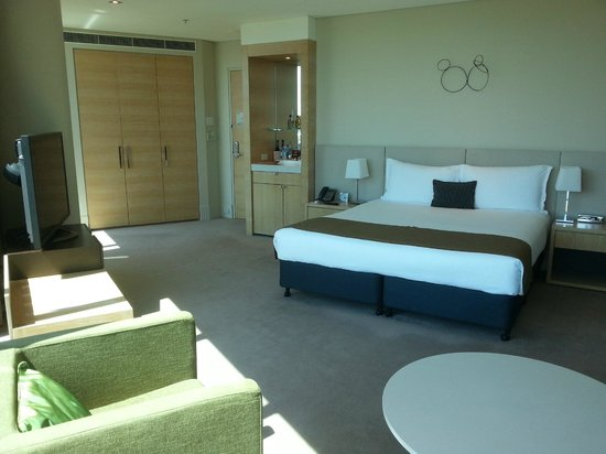 Crown Promenade Melbourne: Room 1779