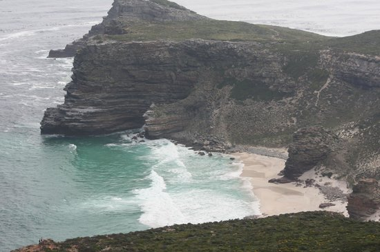 Berg en Zee Guest House : Cape Point view