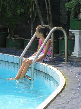 Peti Mas Hotel: Kid friendly pool