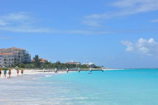 Seven Stars Resort & Spa: beach