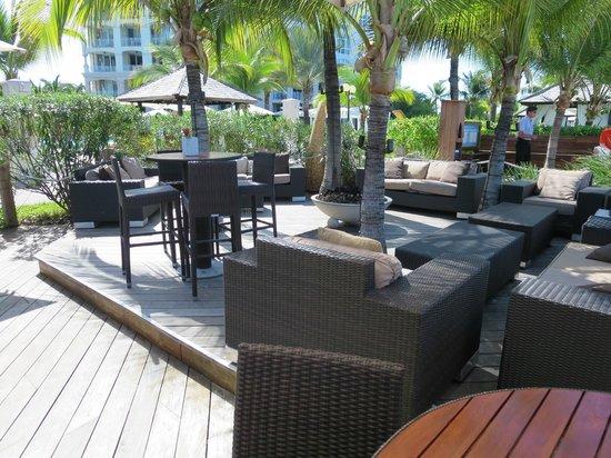 Seven Stars Resort & Spa: The Deck