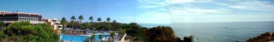 Auramar Beach Resort: panoramic view