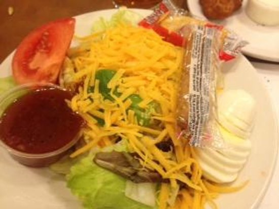 College Inn: Side Salad with House Dressing