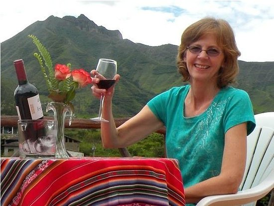 Madre Tierra Resort & Spa: Delicious food, fantastic friendly service, all with breathtaking views.