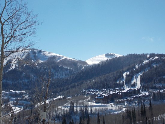 Hotel Park City, Autograph Collection: Wasatch Mountain View At Park City Resort