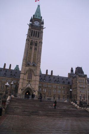 Colline du Parlement : Parliament Buildings