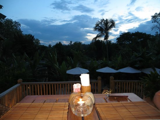 My Dream Boutique Resort: View from restaurant