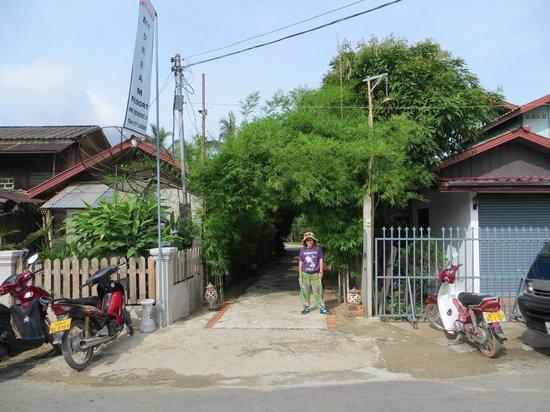 My Dream Boutique Resort: Entrance