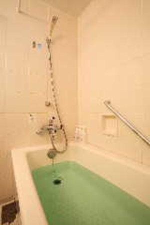Okayama Koraku Hotel : Shower & Bath