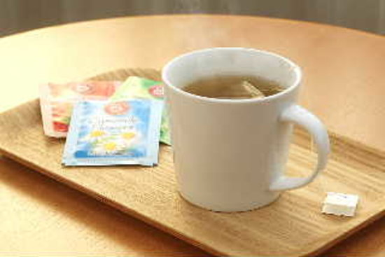 Okayama Koraku Hotel: Herb tea to relax at night; ask at the reception