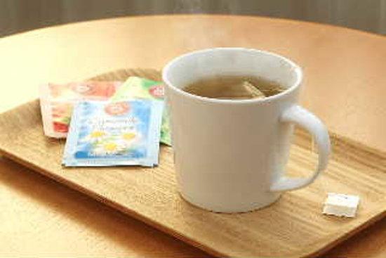 Okayama Koraku Hotel: Herb tea to relax at night; ask at the reception