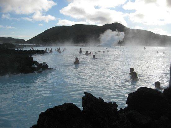 Blue Lagoon Iceland: The lagoon