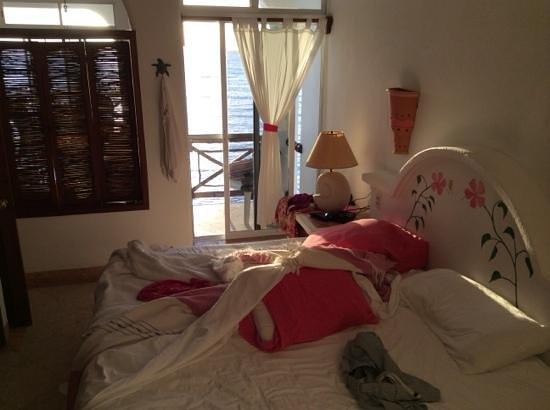 Playa Caribe: king room deck