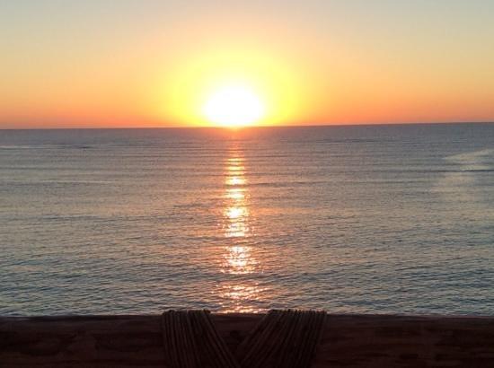 Playa Caribe: sunrise