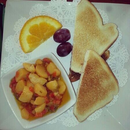 Parador MaunaCaribe: Desayuno